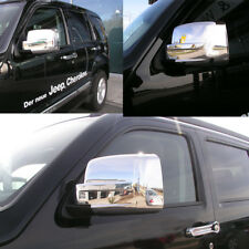 CALOTTE Specchio in Cromo Nuovo Adatto a Jeep Cherokee Kk 2008 ->>