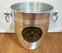 Vintage DOMAINE CHANDON Champagne Ice Bucket / Wine Cooler – Made in France
