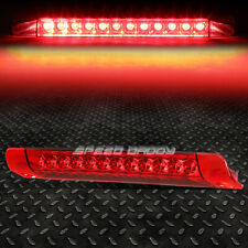 FOR 10-16 4RUNNER SIENNA LED THIRD 3RD TAIL BRAKE LIGHT PARKING STOP LAMP RED