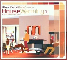 Comfort Zone pres. Housewarming 01 (2001) Cassady, Stan Francisco, Second.. [CD]