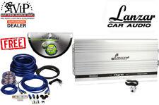 Lanzar OPTI4000D 4000W RMS, Monoblock Class D OptiDrive Series Car Amplifier +