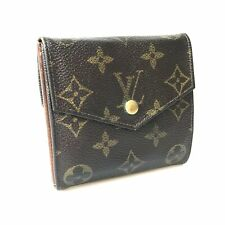Louis Vuitton monogram Porutomone Bie cult Credit M61660 Used 3153-10A16