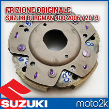 GIRANTE FRIZIONE ORIGINALE SUZUKI BURGMAN 400 K7 K8 K9 L0 L1 2006 - 2013