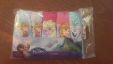 Disney La Reine des Neiges Superbe lot de 5 culottes - Neuf sous blister