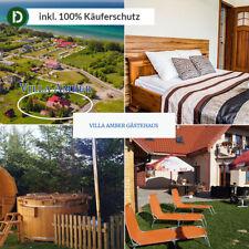 8 Tage Urlaub in der Villa Amber Gaski an der Polnischen Ostsee mit Frühstück