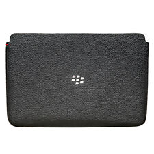 Genuine BlackBerry Leather Sleeve for Playbook 4g HSPA Tablet Case Cover Pouch