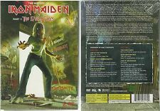 RARE / IRON MAIDEN : IRON MAIDEN EN CONCERT / 2 DVD - NEUF EMBALLE NEW & SEALED