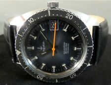 Vintage 1970's Spera Aquaproof Mechanical Diver Watch Uhr Montre Reloj Orologio