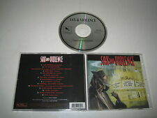 SAX & VIOLENCE/SOUNDTRACK/THEMES FROM THE DARK SIDE(VARESE/VSD-5562)CD ALBUM