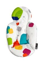 4moms mamaRoo Infant Baby Newborn Seat and Swing Insert Multi/Polka Dot Plush