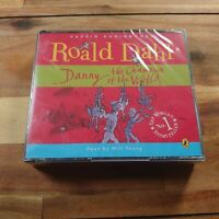 ROALD DAHL - DANNY THE CHAMPION OF THE WORLD 4CD AUDIOBOOK 4 HRS NEW SEALED GIFT