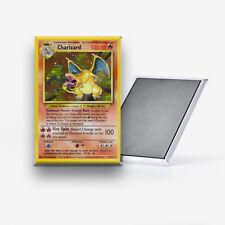 Charizard Pokemon Card Refrigerator Magnet 2x3