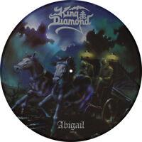 King Diamond - Abigail [New Vinyl LP] Ltd Ed, Picture Disc