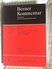 Die Erben: Die Vollstrecker, Art. 517-518 ZGB