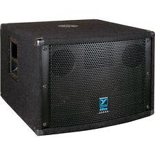 Yorkville LS201P Soft Padded Cushioned Speaker Cover Heavy Duty DJ Equipment VIP