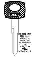 JMA Key Blank – Mercedes ME-HML.P