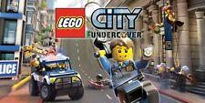 """JUEGO NINTENDO WII U LEGO CITY UNDERCOVER NUEVO - NEW!! SEALED"""""""