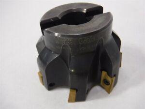 Used Valenite V590A130250G07R 2.5 FACE/MLL AP 13 INSERT L9