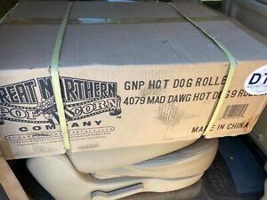 Great Northern Popcorn Company 4079 GNP Hotdog 9 Machine Hot Dog Rolling Grill