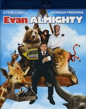 Evan Almighty (2012, REGION ALL Blu-ra