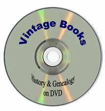 458 Books Virginia State History genealogy Family Biography Civil War Record