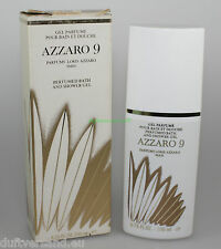 Azzaro 9 by Azzaro 200 ml Perfumed Bath and Shower Gel Neu/OVP