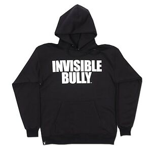 Invisible Bully Classic IB Logo Hoodie Hooded Sweatshirt Assorted colors S - 2XL