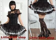 PUNK DOLLY goth KERA Lolita NANA Piano Key SKIRT 61106