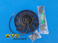 "7"" 12V Slim Radiator Cooling Thermo Fan & Mounting kit MGA/MGB GT"