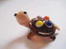 Tortue Verre de Murano - turtle