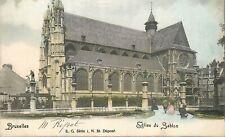 BELGIQUE BRUXELLES eglise du sablon
