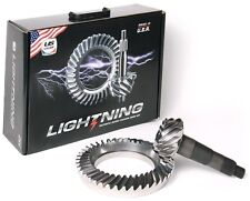 """FORD 8.8"""" REAR - 4.30 RING AND PINION - ISF REM POLISHED - US LIGHTNING GEAR SET"""