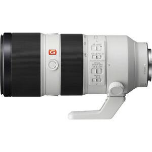 Sony Lens FE-Mount 70-200mm F/2.8 G Master Zoom