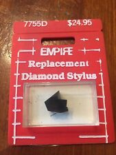 Empire Replacement Diamond Stylus 7755D For Fisher MG-57 Cartridge