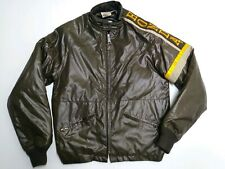 Vintage Honda Hondaline Nylon Jacket With Zip Out Liner Men's Small Lightweight