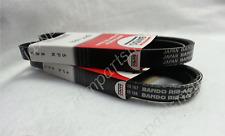 Bando Drive Belts (Set of 2) fits 2001-2004 QX4 VQ35DE 4PK945 - 6PK1175 /80