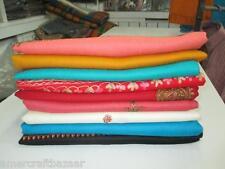 Khadi Embroidered Wool Shawl Dramatically Beautiful Jamawar Shawl Jamawar_1h