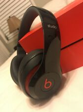 Beats by Dr. Dre Studio 2.0 Headband Headphones - Black Wired