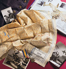 Air Force WWII Militaria Documents&Maps