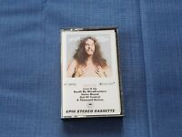 Ted nugent Cat scratch fever Cassette 1977 CBS Epic