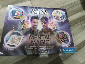 ehrlich brothers mental magic zauberkasten