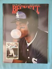 """FRANK THOMAS - """"BECKETT"""" BASEBALL CARD MONTHLY PRICE GUIDE    JANUARY 1993"""