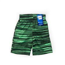 Champion Kids' Authentic Shorts (Black Neon Sun, 7/8)