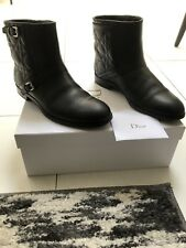 2f31dd3eb47 Dior Black Low Heel (3/4 in. to 1 1/2 in.) Boots for Women for sale ...