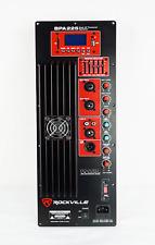 375 Watt Rms Pro Audio Powered Speaker Amplifier Plate Module with Xlr Eq