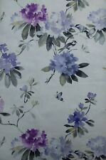 Sanderson Curtain Fabric 'Rhodera' remanant 70 cm wide x 84 cm long