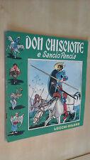 DON CHISCIOTTE E SANCIO PANCIA Lucchi Le più belle favole per bambini Ill. Pariz