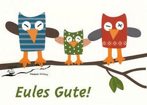 Kunstkarte: Eules Gute