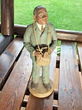 "Sarah's Attic ""George Washington Carver"" figurine #682/3000"