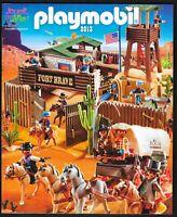 Playmobil - Catalogue 2013 - Avec encart catalogue articles complémentaires 34 p